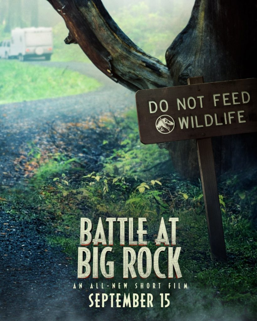 Battle at Big Rock - Jurassic World