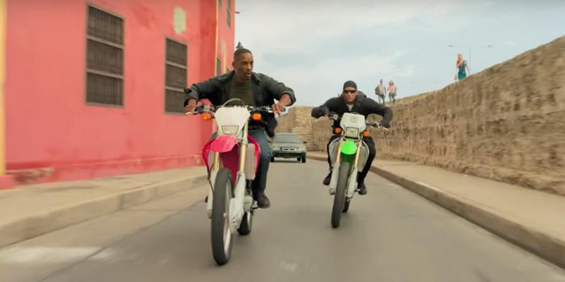 PROJETO GEMINI   Clipe mostra perseguição de motocicletas com Will Smith e seu clone