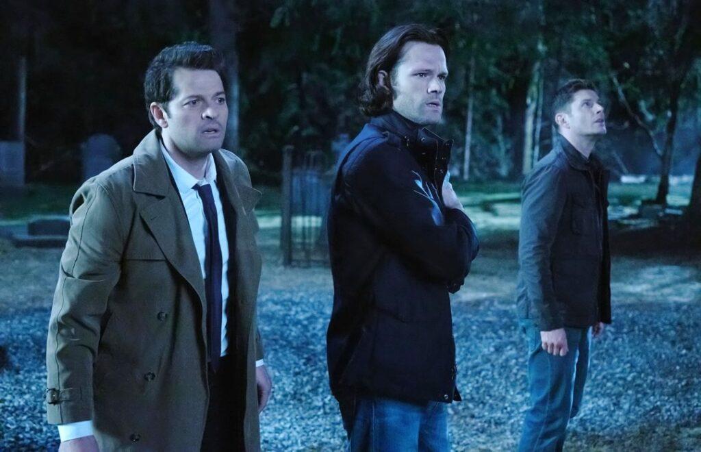 supernatural trailer temporada final 1024x660 - Supernatural | Sam e Dean enfrentam os monstros no trailer da temporada final