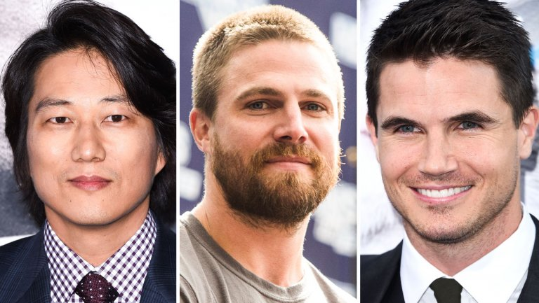 CODE 8 - Sung Kang - Stephen Amell - Robbie Amell