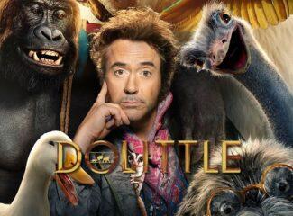 Robert Downey Jr. é Dolittle, famoso médico e veterinário que fala com animais
