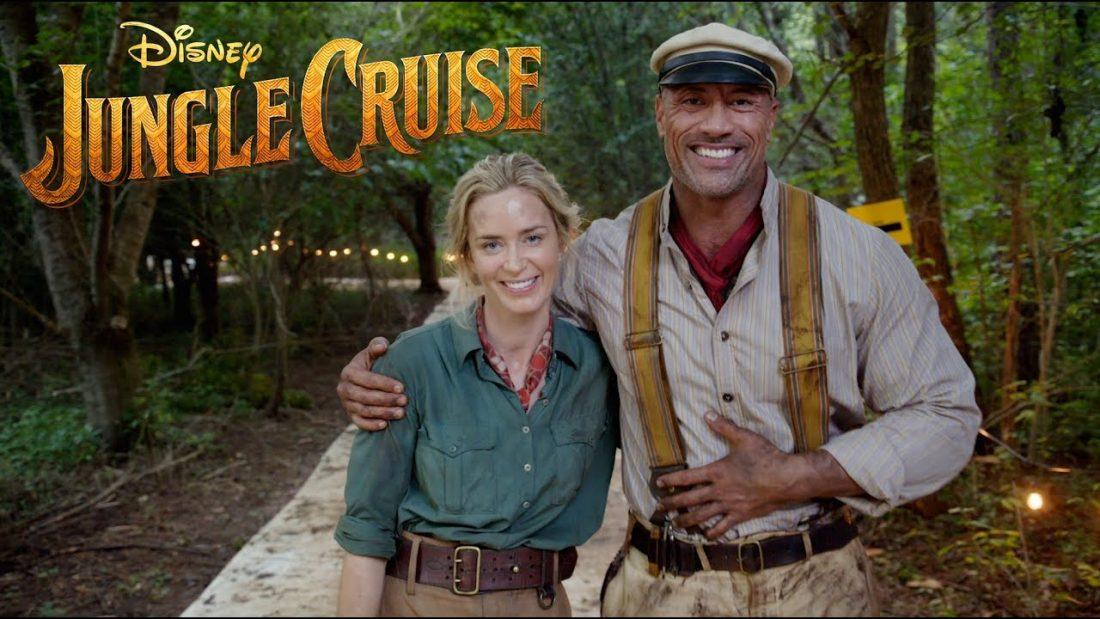 Jungle Cruise | Aventura Disney com Dwayne Johnson, The Rock, e Emily Blunt