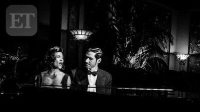 Lucifer em episódio musical retrô de 1940 na quinta temporada