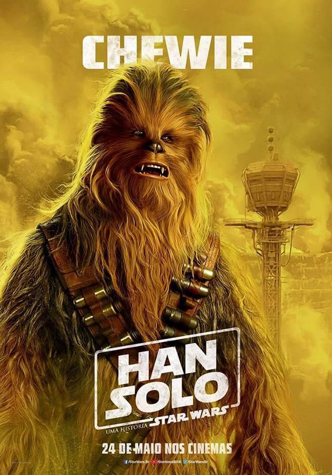 Solo - Uma História Star Wars - Chewie