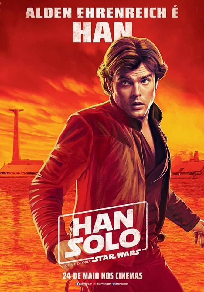Solo - Uma História Star Wars - Han Solo