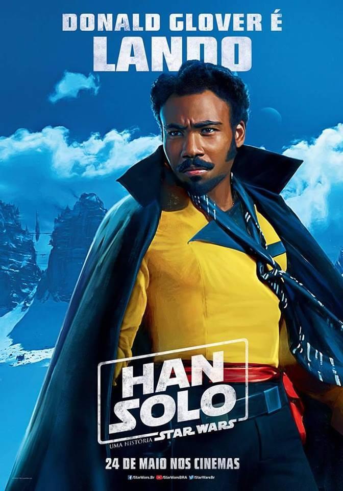 Solo - Uma História Star Wars - Lando Calrissian