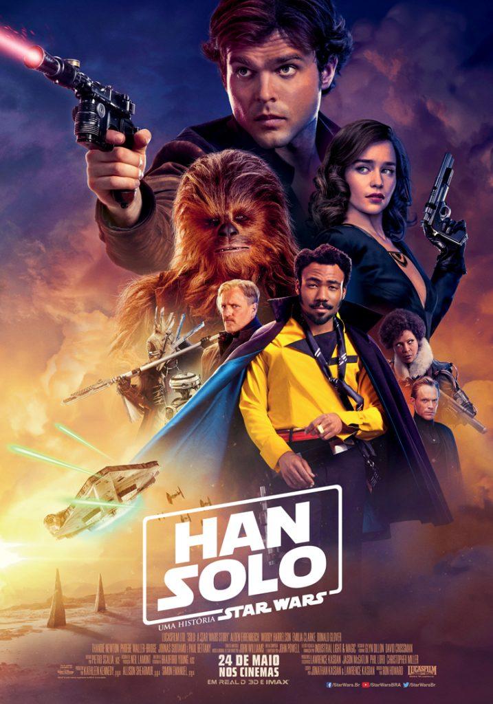 Solo - Uma História Star Wars