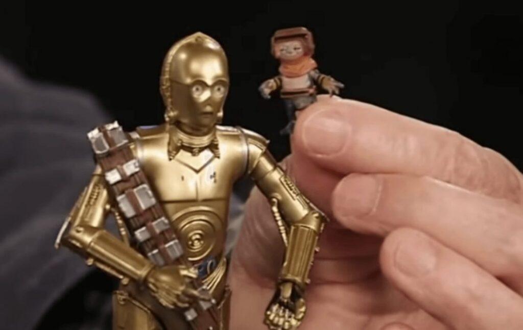 Star Wars Ascensao Skywalker Babu Frik e C3P0 1024x647 - Star Wars: A Ascensão Skywalker   Babu Frik novo personagem revelado
