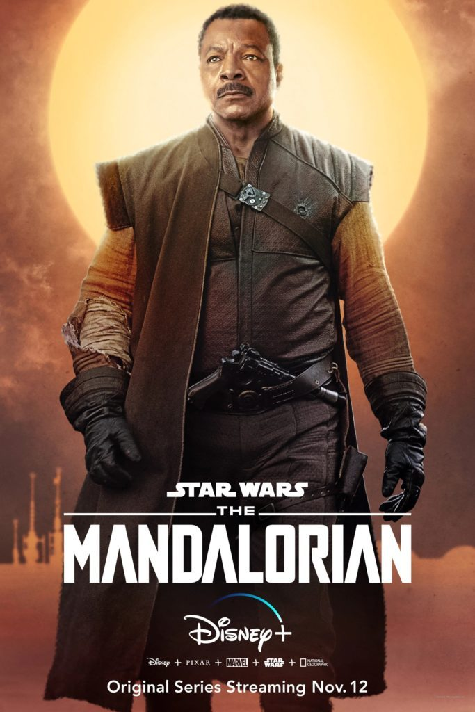 The Mandalorian - Carl Weathers