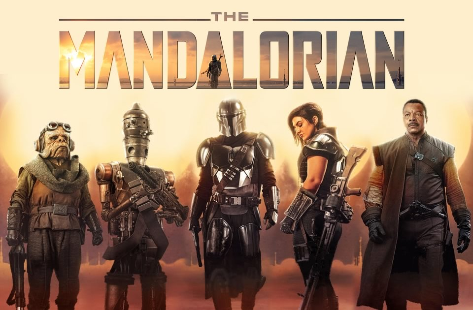 The Mandalorian | Novos cartazes liberados pela Disney