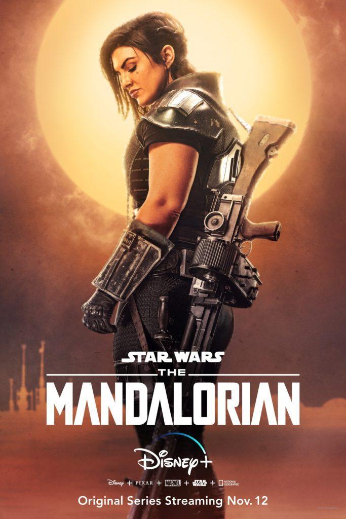 The Mandalorian - Gina Carano