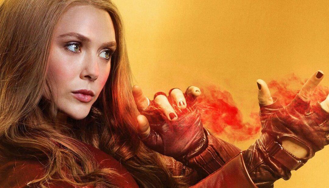 WANDAVISION | Elizabeth Olsen vai explorar a razão de seu personagem se chamar Feiticeira Escarlate