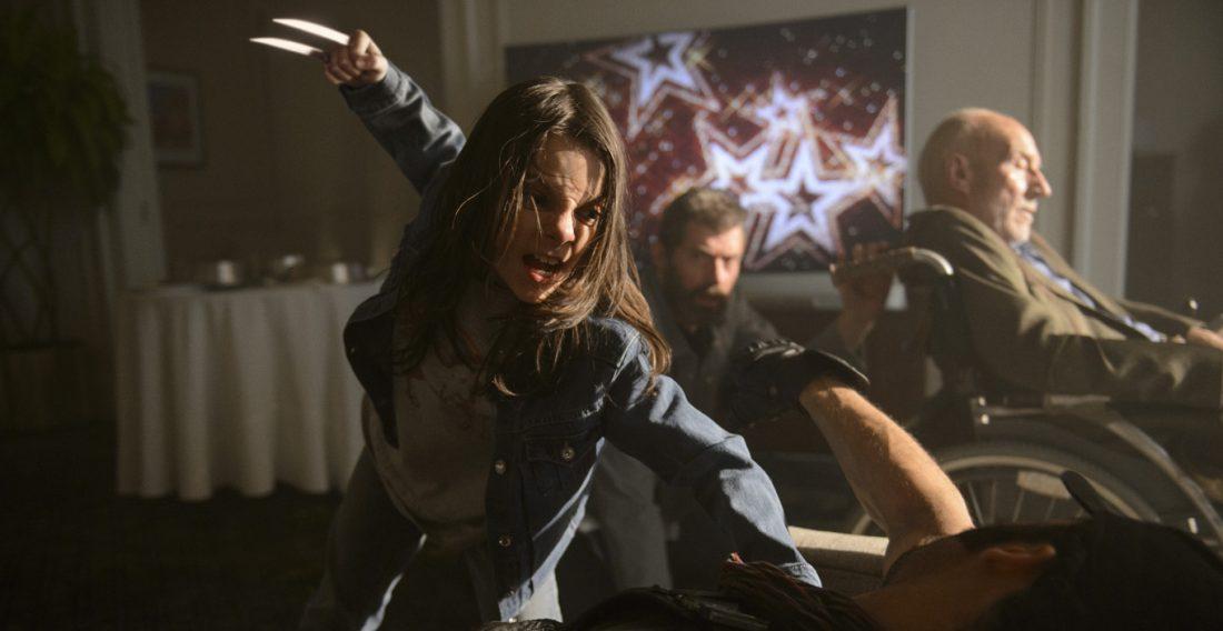 LOGAN   Diretor que um filme da X-23