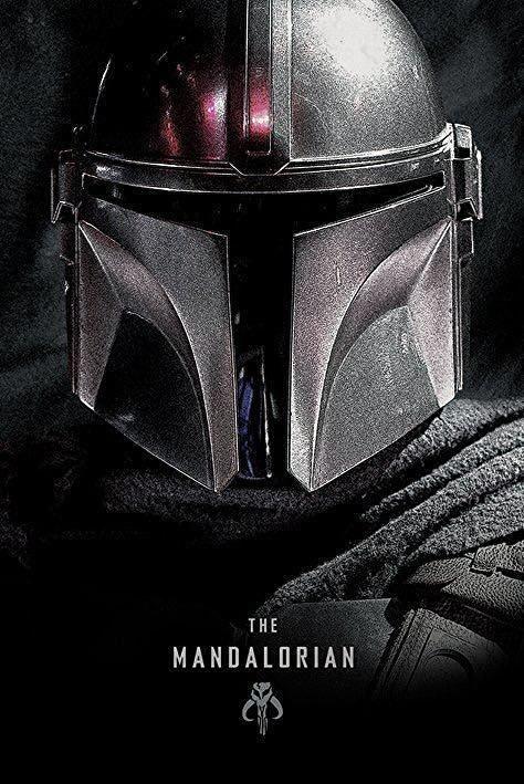 Disney revela novo poster da série The Mandalorian