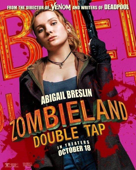 Zumbilândia 2 - Abigail Breslin