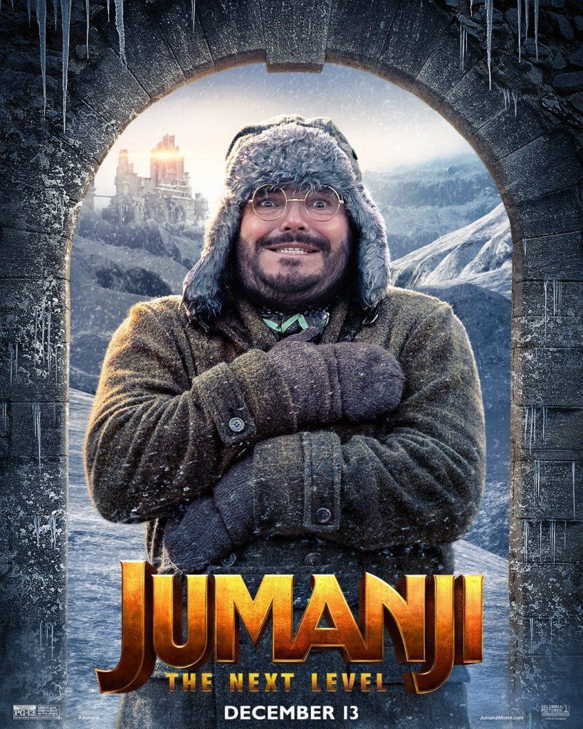 Jumanji Próxima Fase | Trailer final e novos  cartazes