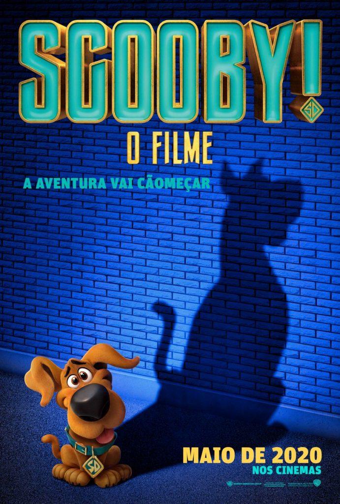 SCOOBY O Filme | Animação ganha seu primeiro trailer