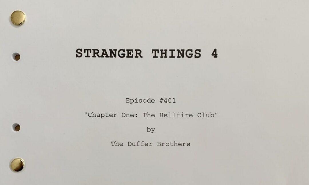 Stranger Things 4   Revelado o título do primeiro episódio da quarta temporada
