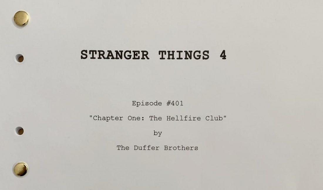 Stranger Things 4 | Revelado o título do primeiro episódio da quarta temporada