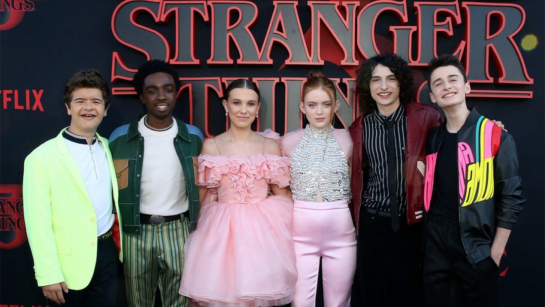StrangerThingsDay dia 6 de Novembro o dia de Stranger Things