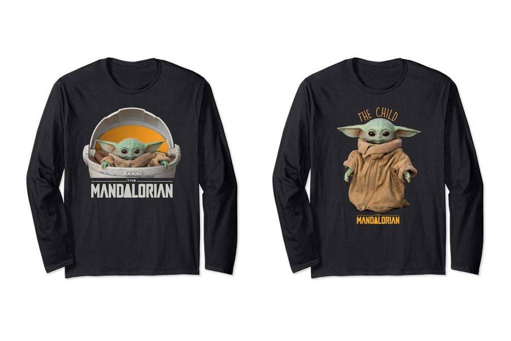 baby yoda camisas 1 1024x683 - Baby Yoda | Hasbro vai comercializar personagem de The Mandalorian