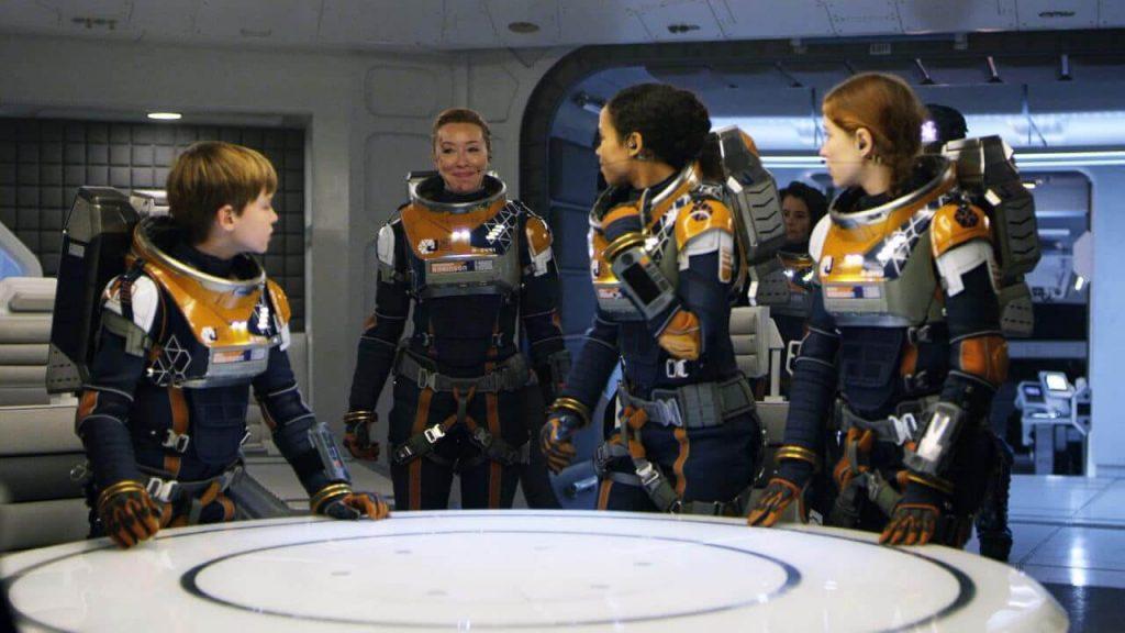 Lost in Space na Netflix tem data da segunda temporada