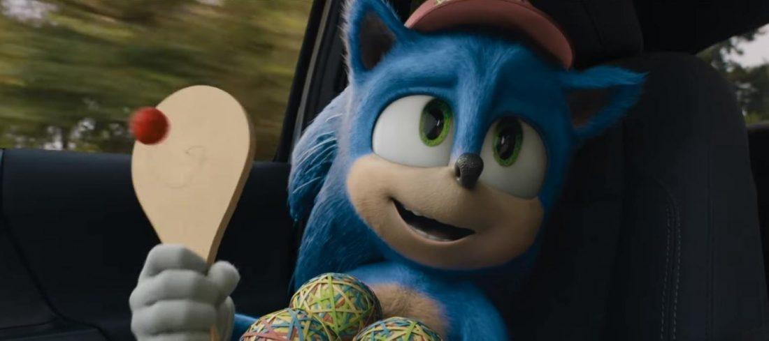 SONIC o Filme | Trailer novo com o personagem reformulado