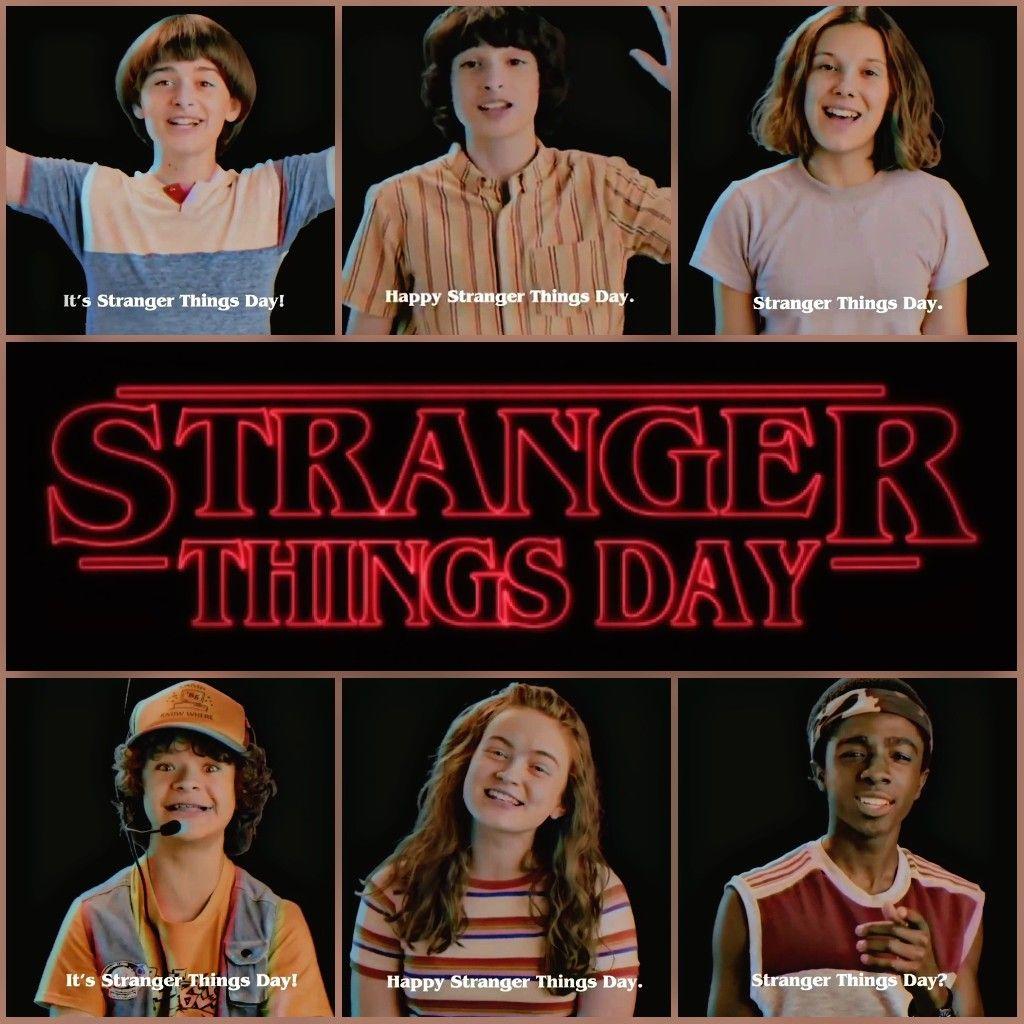 Netflix declara dia 6 de Novembro como dia de Stranger Things