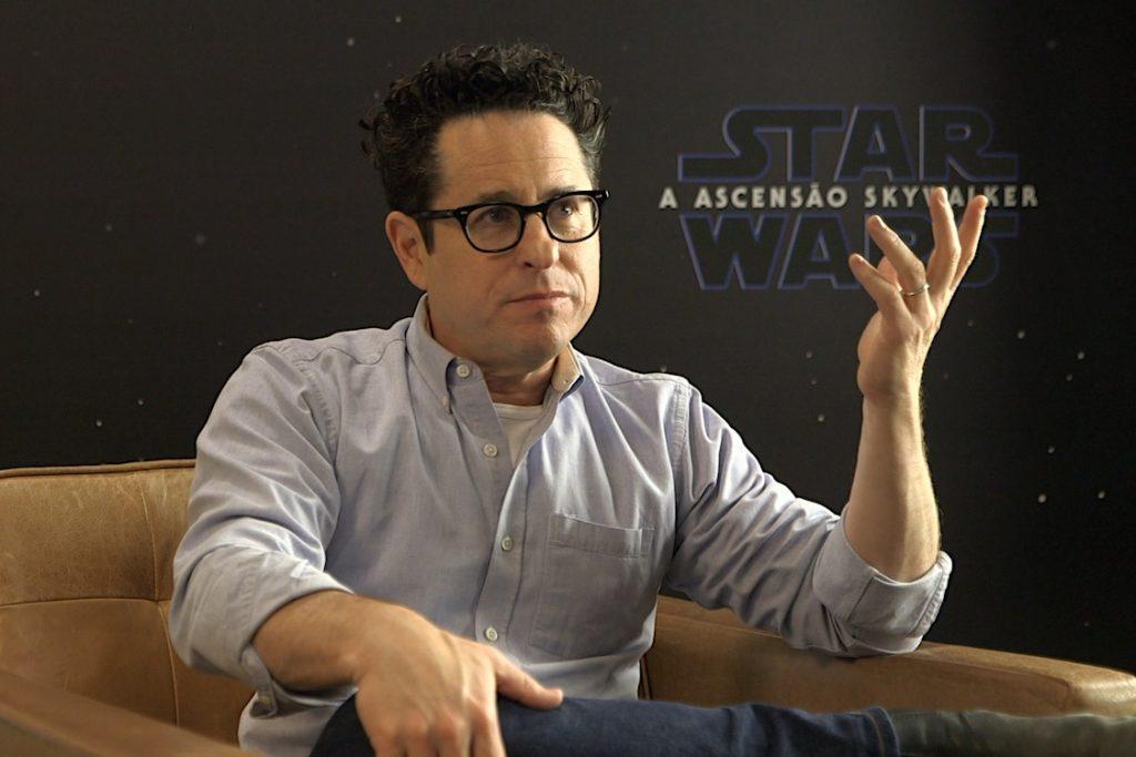 J.J. Abrams diretor de Star Wars Ascensão Skywalker