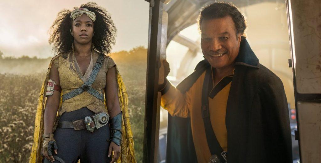 Jannah pode ser filha de Lando Calrrisian 1024x520 - Star Wars A Ascensão Skywalker | Escritor explica por que Rose Tico foi deixada de lado no filme
