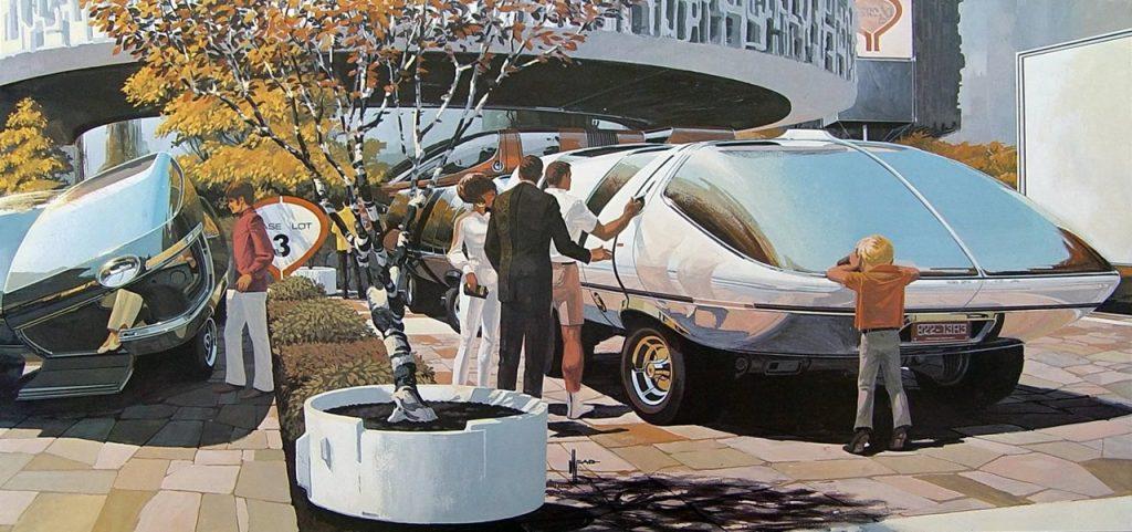 Morre aos 86 anos o artista visionario Syd Mead 1024x481 - Syd Mead, o artista visionário, morre aos 86 anos