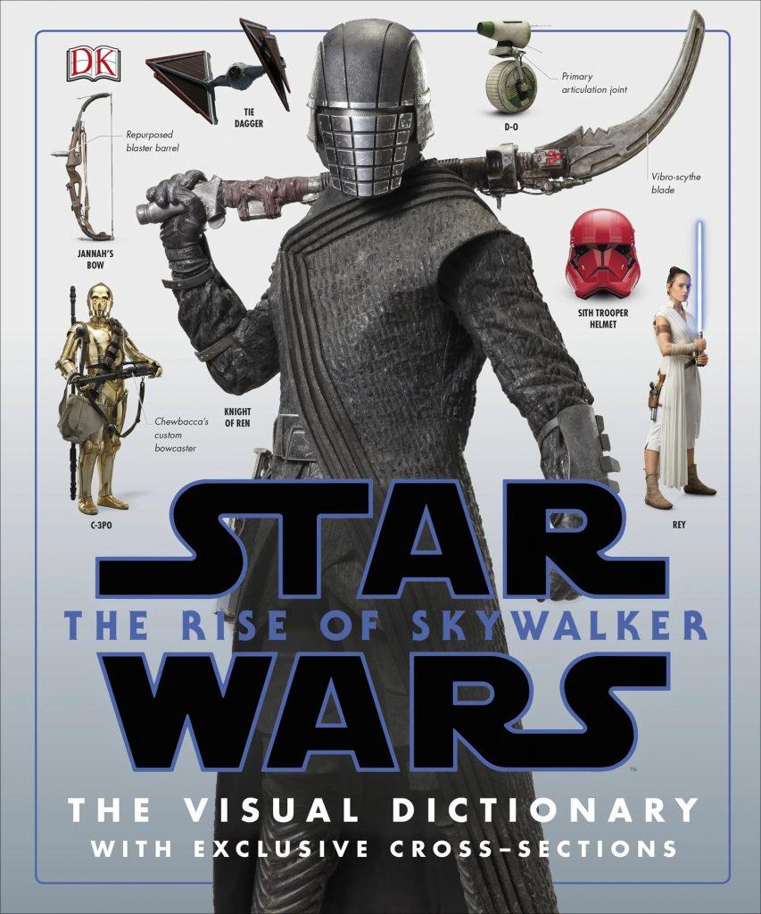 Rise of Skywalker Visual Dictionary 853x1024 - Star Wars A Ascensão Skywalker | Escritor explica por que Rose Tico foi deixada de lado no filme