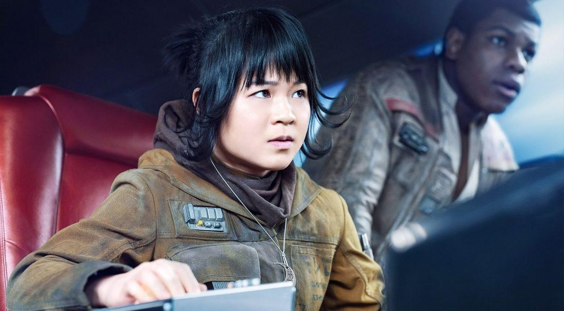 Rose Tico em Star Wars Ascensão Skywalker