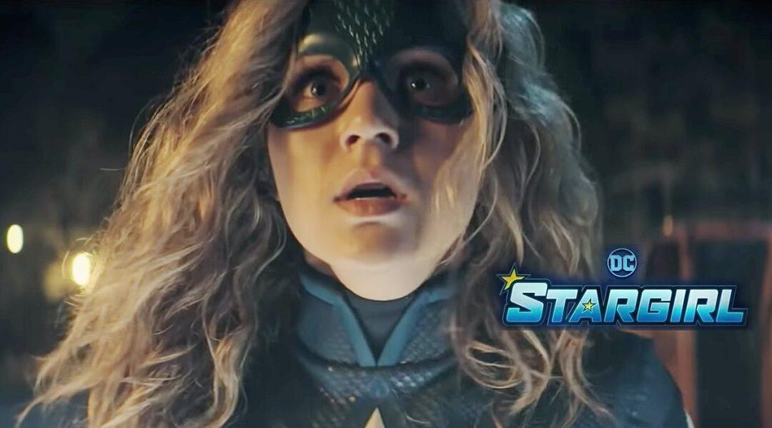 Stargirl tem trailer de origem liberado pelo canal CW