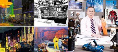 Syd Mead, o artista visionário, morre aos 86 anos