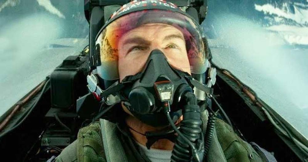 Top Gun 2 Tom Cruise Maverick - Top Gun: Maverick | Tom Cruise está de volta como Maverick na sequência de Ases Indomáveis