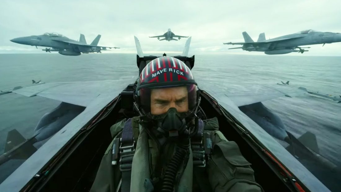 Top Gun: Maverick | Tom Cruise está de volta como Maverick na sequência de Ases Indomáveis