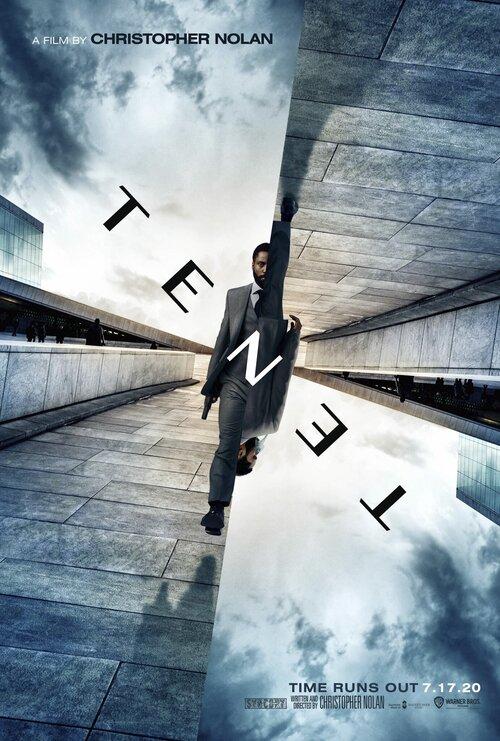 TENET   Trailer do filme de ação escrito e dirigido por Christopher Nolan