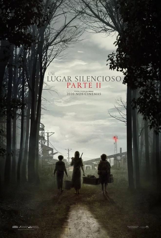Um Lugar Silencioso 2 | Teaser e cartaz liberados pela Paramount
