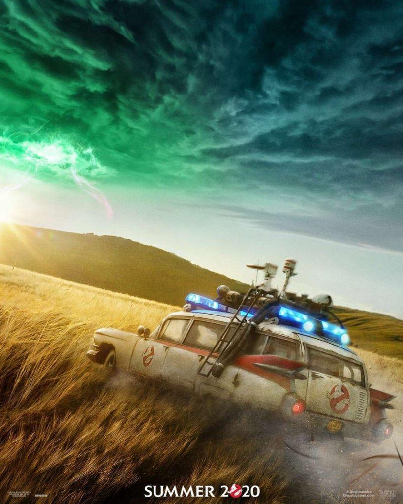 caca fantasmas deopis da vida poster 819x1024 - Ghostbusters Mais Além | Trailer oficial e Cartaz divulgados pela Sony Pictures