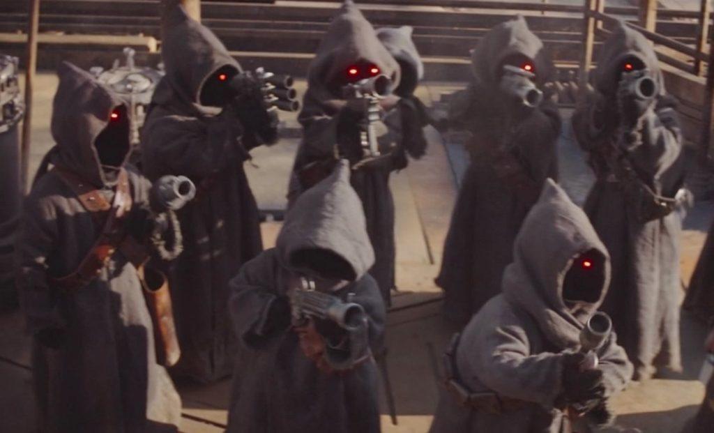jawas the mandalorian 1024x621 - The Mandalorian | Jon Favreau fala sobre o futuro da série e do Baby Yoda