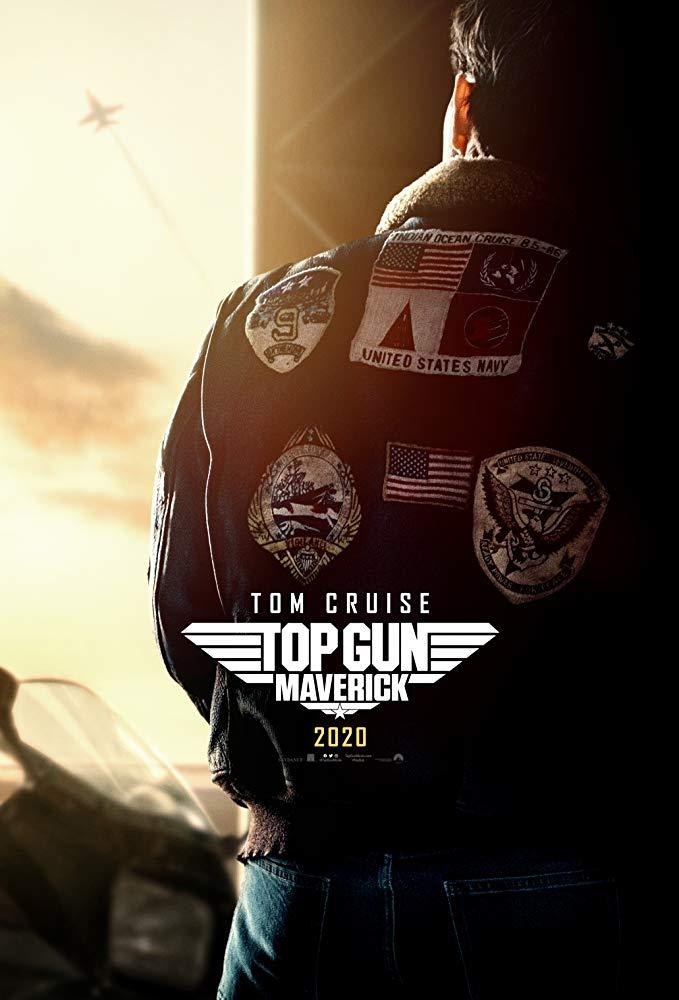 Top Gun: Maverick - Tom Cruise