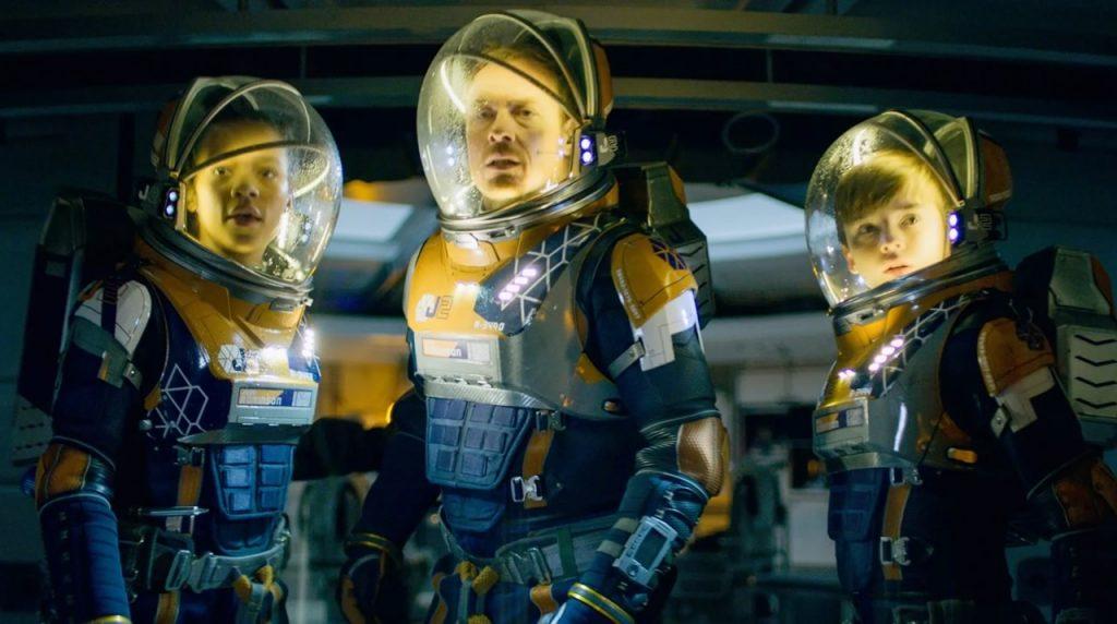 trailer perdidos no espaco trailer segunda temporada na netflix 1024x572 - Perdidos no Espaço | Segunda temporada tem novo trailer divulgado pela Netflix