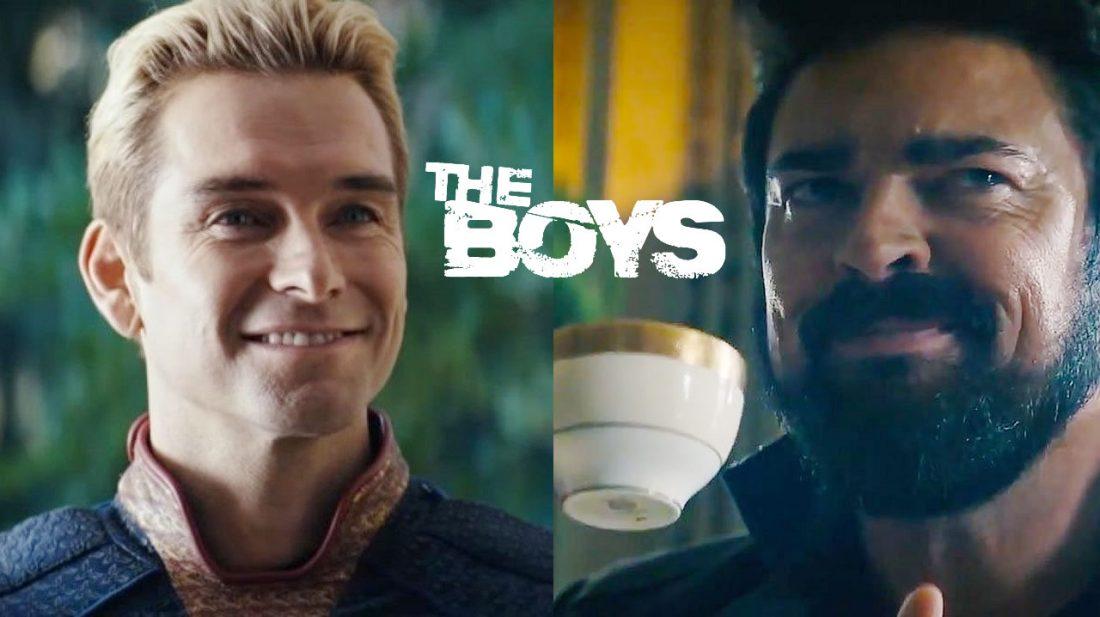 The Boys 2 - Vazado o trailer brutal da segunda temporada da série da Amazon Prime
