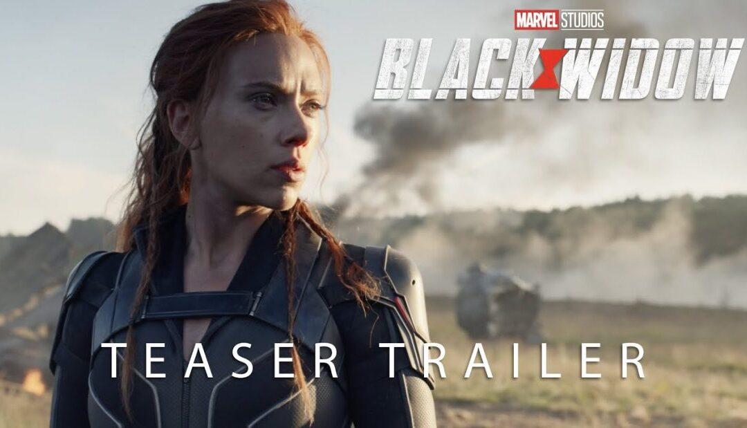 Viúva Negra | Marvel libera trailer