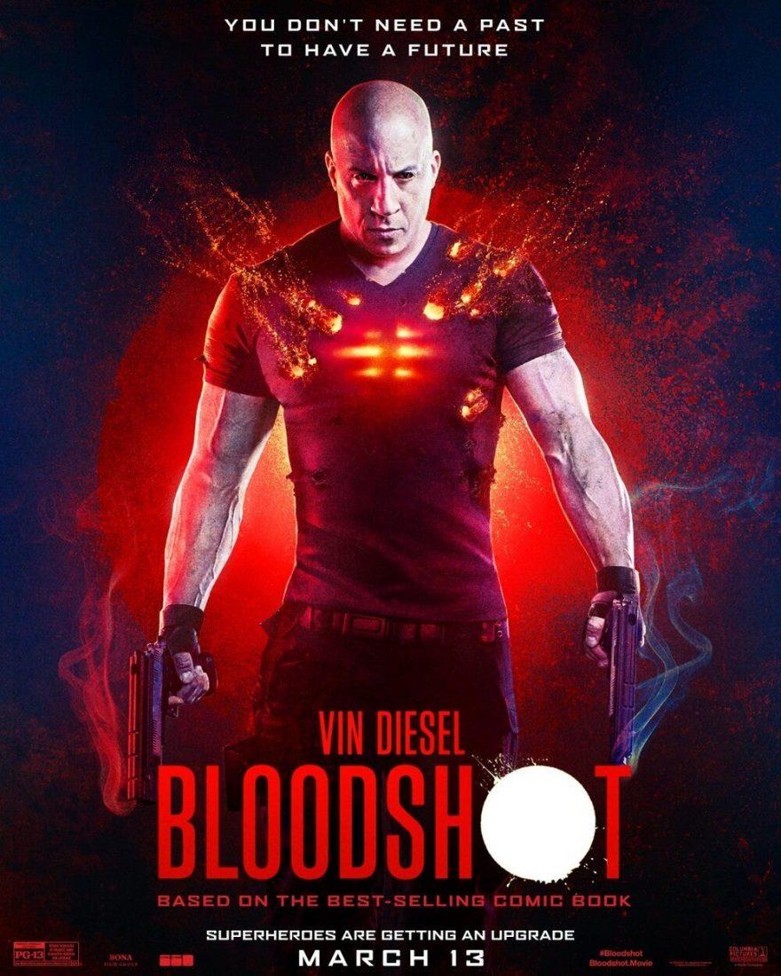 BLOODSHOT - Vin Diesel