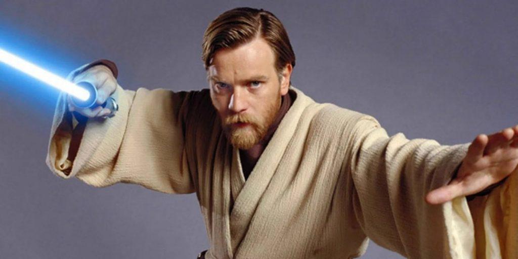 Ewan McGregor - Obi-Wan KEnobi série Disney +