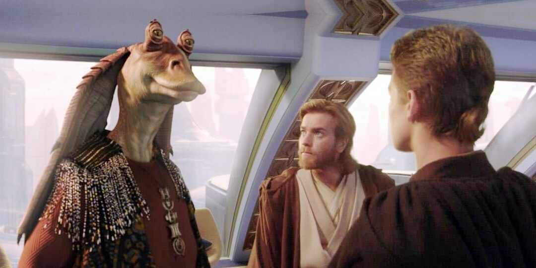 Jar Jar Binks pode ter participação na série OBI-WAN KENOBI da Lucasfilm