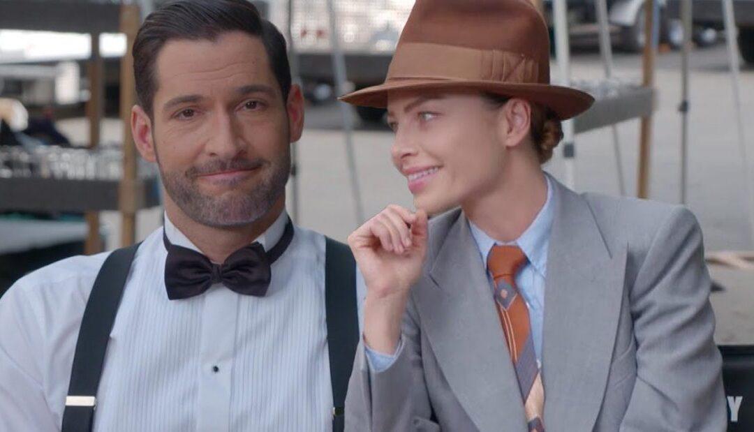 LUCIFER   Quinta temporada divulga o nome do episódio musical