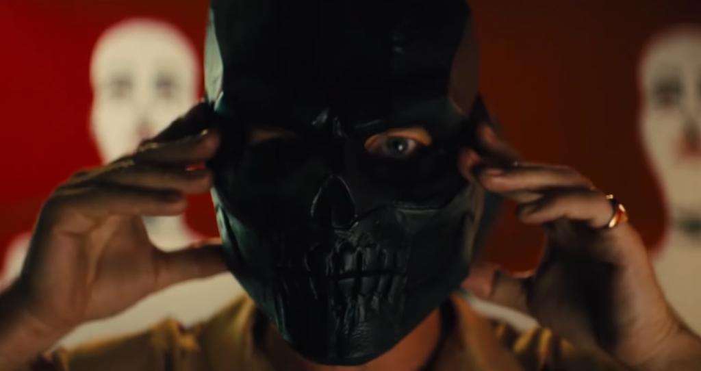 Máscara Negra- Roman Sionis, o vilão mais narcisista e nefasto de Gotham,